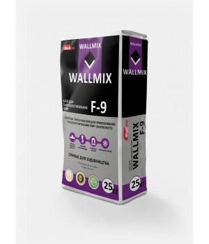 Клей для пенополистирола Wallmix F-9 (25кг)
