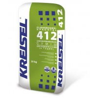 Самовыравнивающаяся смесь Крайзель (Kreisel) 412 (3-15мм) (25кг.)