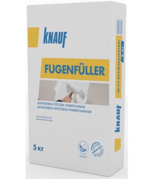 Шпатлевка Fugenfuler (Фугенфюллер) KNAUF (КНАУФ) (5кг)