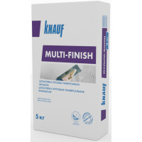 Шпаклевка Мультифиниш KNAUF (КНАУФ) (5кг)