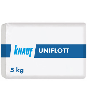 Шпаклевка Uniflot (Унифлотт) KNAUF (КНАУФ) (5кг)