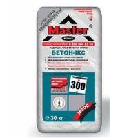Master Бетон-Икс Стяжка для пола (10-300мм/25кг.)