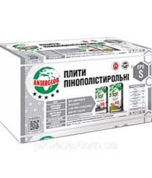 Пенопласт Ансерглоб М-25 (1*0.5) (50мм)